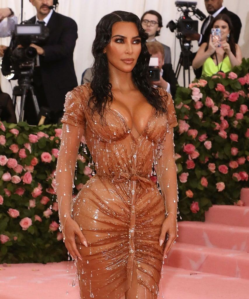 """NEW YORK, NY – MAY 06: Kim Kardashian West attends the 2019 Met Gala celebrating """"Camp: Notes on Fashion"""" at The Metropolitan Museum of Art on May 6, 2019 in New York City. (Photo by Taylor Hill/FilmMagic)"""