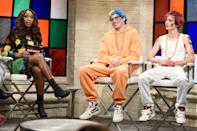 <p>Timothée Chalamet made his hosting debut on <em>Saturday Night Live</em>, starring sketches along with cast members Ego Nwodim and Pete Davidson.</p>