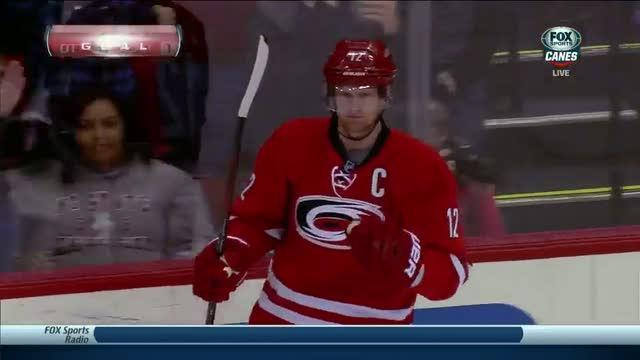 Eric Staal has surgery after off-season training injury