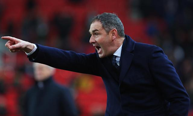 Paul Clement has previously managed Swansea City and Derby County.