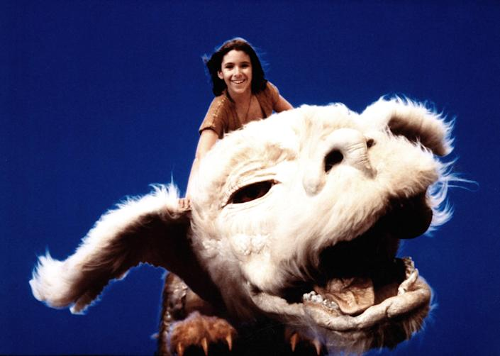 THE NEVERENDING STORY, Noah Hathaway, 1984, (C) Warner Brothers/courtesy Everett Collection ((C)Warner Bros / Courtesy Everett Collection)