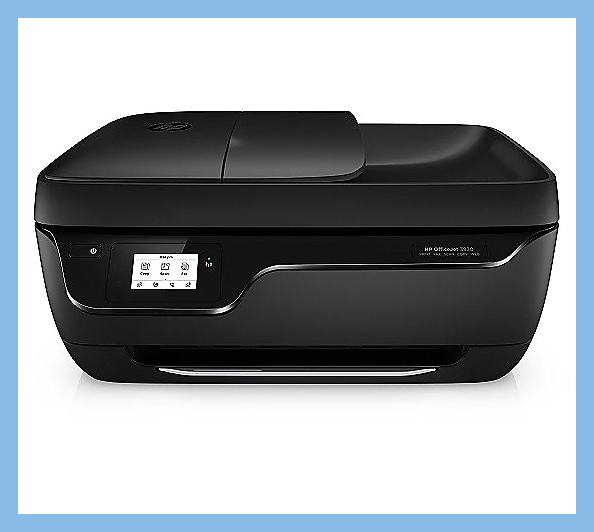 This HP OfficeJet 3830 All-in-One Printer is on sale for just $50. (Photo: QVC)