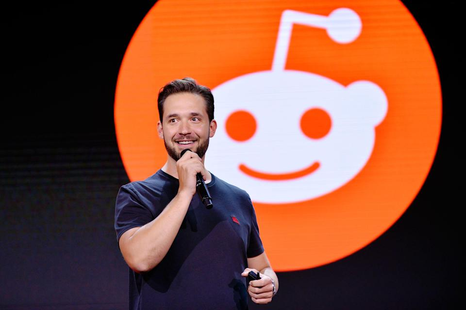 Reddit co-founder Alexis Ohanian is known for his tech background and his marriage to tennis star Serena Williams. Photo: Jerod Harris/Getty Images