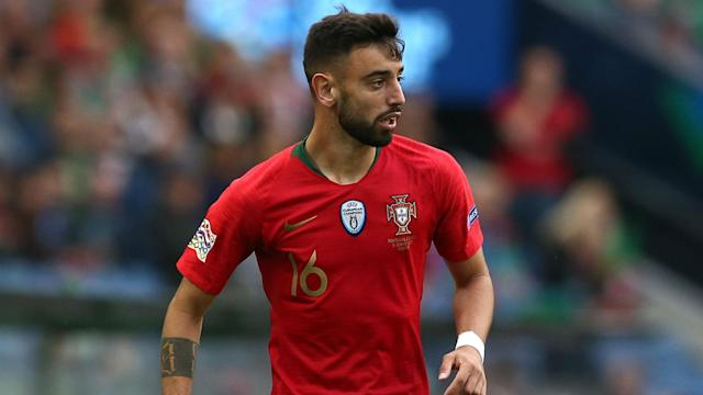 Bruno Fernandes is reportedly Manchester United's primary transfer target, but Ole Gunnar Solskjaer has no fresh update on the matter.