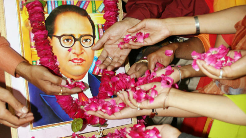 Dalit Congress Man Alleges Attack by BJP Men on Ambedkar Jayanti