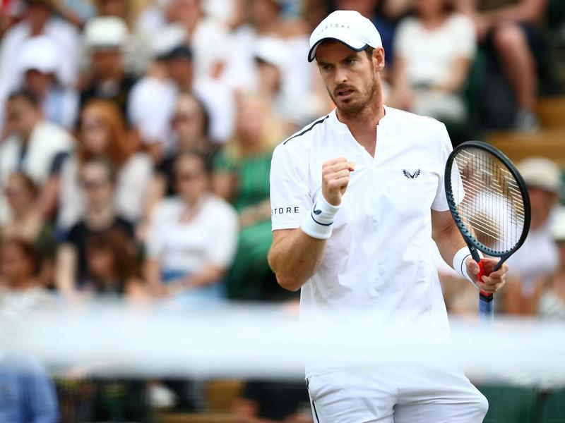 Andy Murray de retour en simple