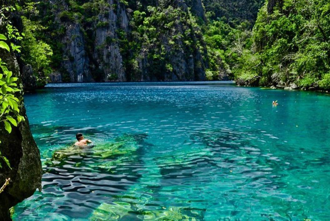 <p>It's hardly surprising Palawan has come up as the favourite with its underground rivers, mountains, limestone caves and relaxing vibes. We know where we're headed next.<br /><i>[Photo: Instagram/bizarre_soul]</i> </p>
