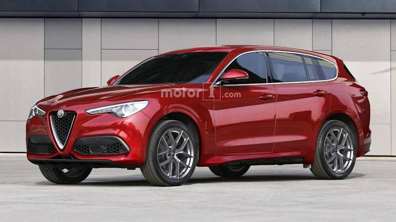 Alfa Romeo Giulia Coupe And Big SUV To Be Announced In June?
