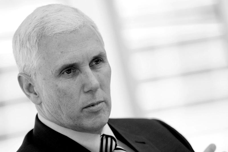 Heres What Mike Pence Said On LGBT Issues Over The Years
