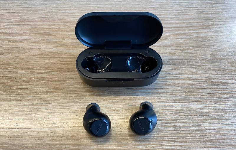 The EarFun Free earbuds start at $45. (Image: Howley)