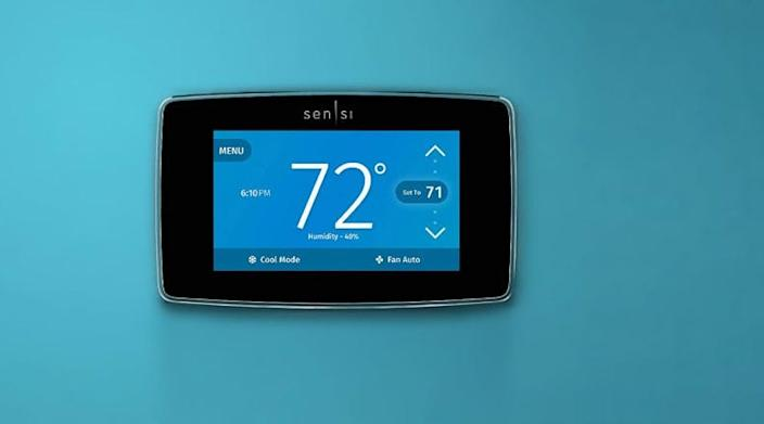 A smart thermostat can make a huge difference in any home.