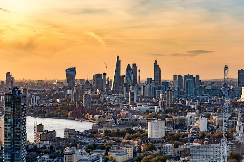 Commercial property investors have spent £50bn in London since 2017