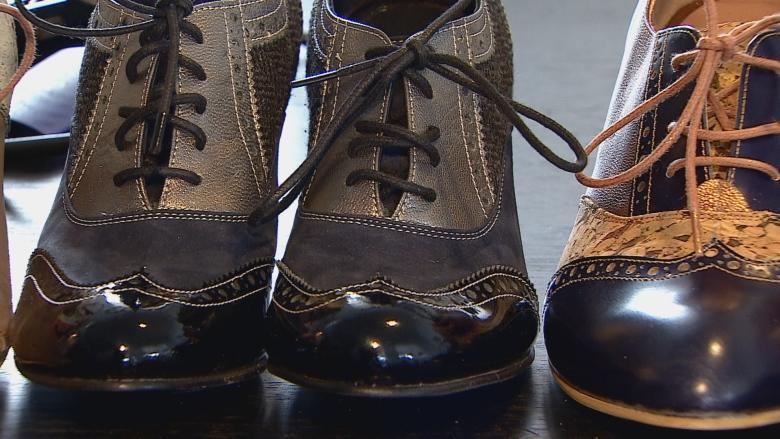 Old is the new new, says Calgary shoe-designing couple