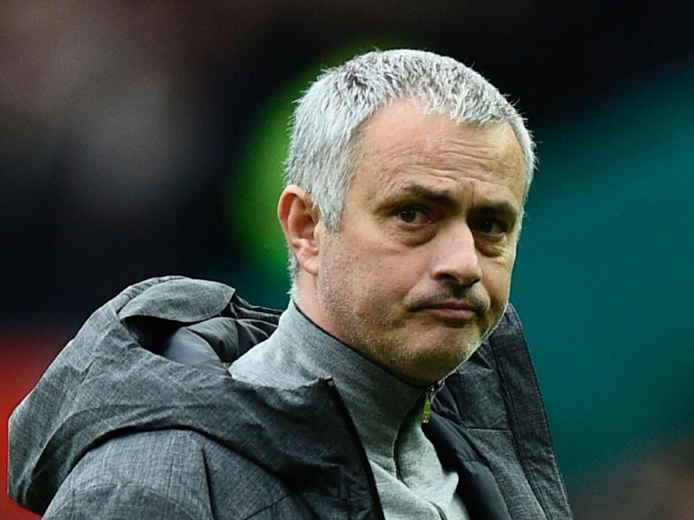 Mourinhhas long been critical of the Premier League's schedule (Getty)