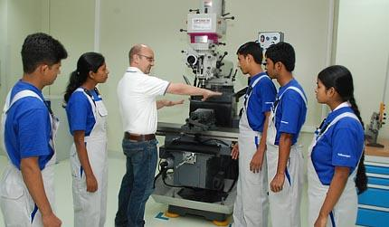 Ralf Mayer Head Of Iceship And Technical Training Volkswagen India Private Limited Ices
