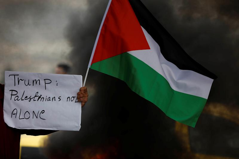The U.S. had budgetedmore than $250 million for the West Bank and Gaza Strip in 2018. (Mohamad Torokman / Reuters)