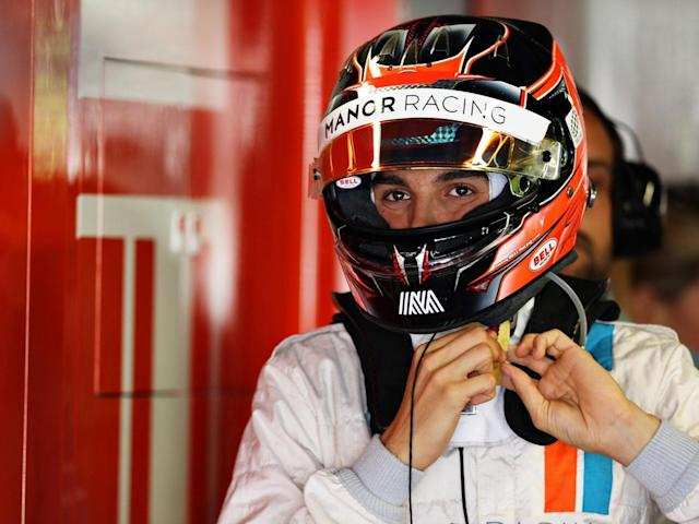Esteban Ocon moves from manor to Force India (Getty)