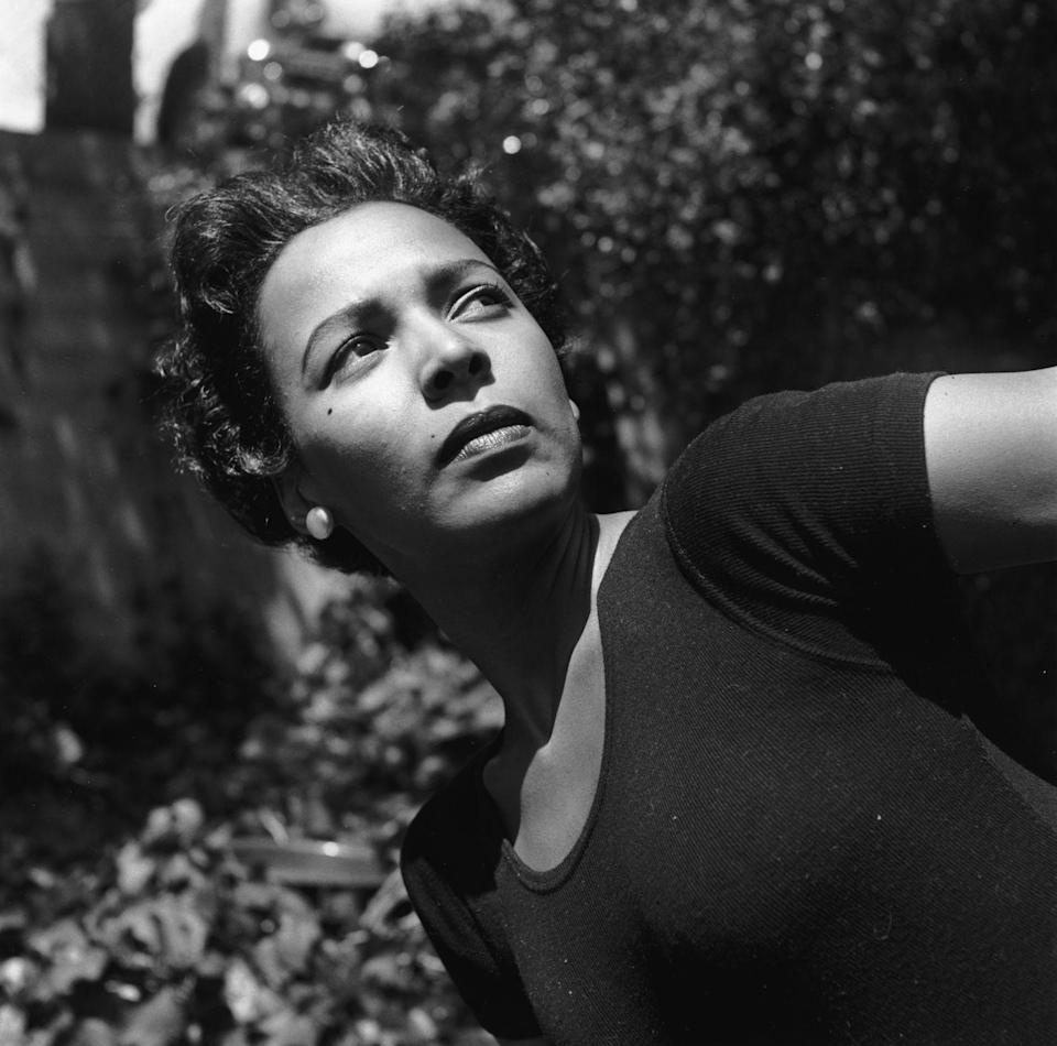 """<p>After filing for bankruptcy, Dandridge was no longer able to pay for her daughter's medical care and, as a result, she was <a href=""""https://www.biography.com/actor/dorothy-dandridge"""" rel=""""nofollow noopener"""" target=""""_blank"""" data-ylk=""""slk:forced to commit Harolyn to a state institution"""" class=""""link rapid-noclick-resp"""">forced to commit Harolyn to a state institution</a>.</p>"""