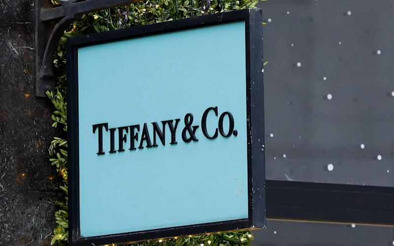 tiffany and co lvmh - Kirsty Wigglesworth