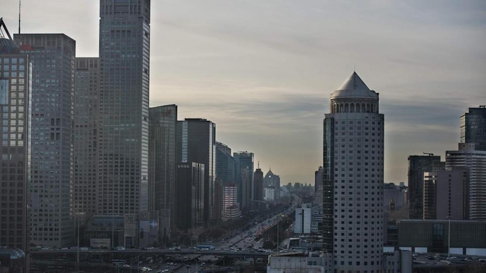 Beijing meets national air pollutant standard for first time