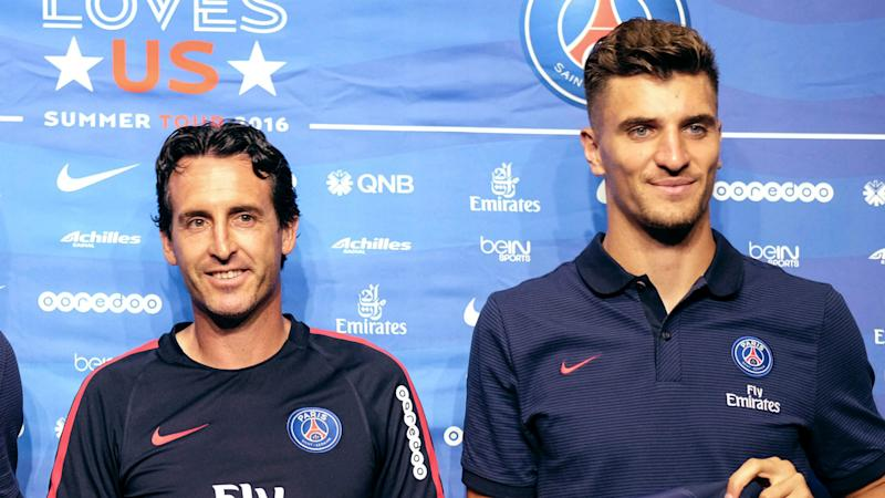 'The coach will change' - Meunier expects PSG to sack Emery