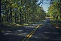 "<p><strong>The Drive: </strong>Missouri Ozarks Getaway</p><p><strong>The Scene: </strong>Loop through the rolling hills of the Ozarks starting in Strafford, Missouri, and ending in Springfield, the third largest city in the state. The route includes Missouri Routes 126 and 76, and U.S. Routes 160 and 65. You'll go south on 125 from Strafford to the community of Reuters (about 61 miles) before turning west on to U.S. 160. Follow 160 west until it hits Highway 76 (about 24 miles) just east of Forsyth. From there, turn south on 76 and you'll drive about 15 miles to Branson, before connecting with 65 north to Springfield. You'll see countless roadside streams and charming small towns along the way.</p><p><strong>The Pit-Stop: </strong>Visit sections of the <a href=""https://www.visitmo.com/mark-twain-national-forest.aspx"" rel=""nofollow noopener"" target=""_blank"" data-ylk=""slk:Mark Twain National Forest"" class=""link rapid-noclick-resp"">Mark Twain National Forest</a>, named after Missouri's most famous citizen. </p>"