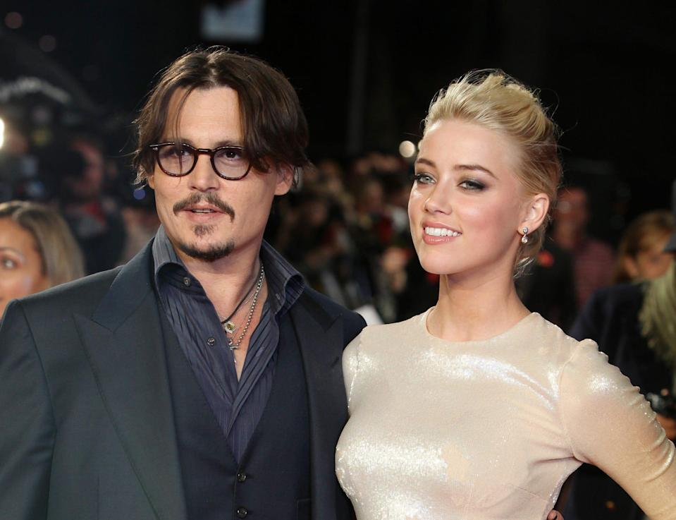 Amber Heard filed for divorce on May 23, 2016, citing irreconcilable differences.