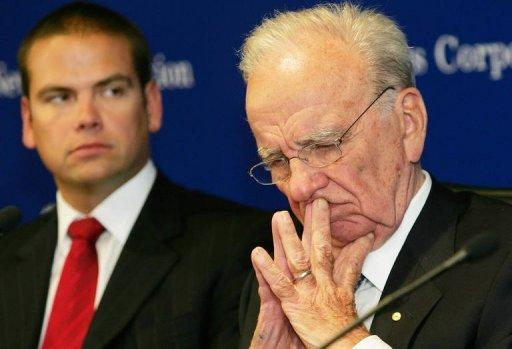 Murdoch quits boards of British media interests: report