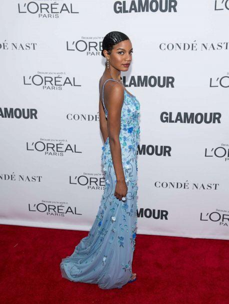 PHOTO: Ebonee Davis attends the 2017 Glamour Women of The Year Awards at Kings Theater on Nov. 13, 2017 in New York City. (Noam Galai/Getty Images, FILE)