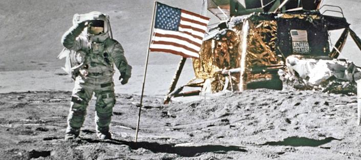The Astronomical Costs of the Apollo 11 Moon Mission