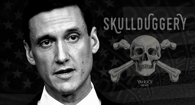 Tom Bossert (Photo illustration: Yahoo News; photos: AP (2), Getty Images)