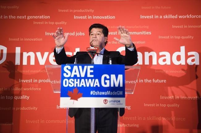 Unifor's high-profile campaign against GM is a also a fight for its future