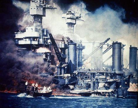 Famous Quotes About Pearl Harbor