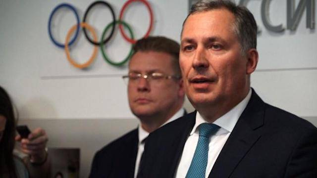 "The new head of the Russian Olympic Committee, former fencer Stanislav Pozdnyakov, pledges to take ""concrete steps"" to ""restore trust"" in doping-tainted Russian sport."