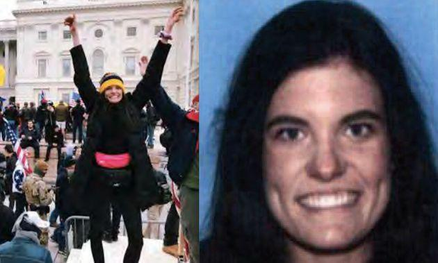 Gracyn Courtright took a plea deal after she entered the U.S. Capitol during the Jan. 6 riot. (Photo: U.S. Attorney's Office)