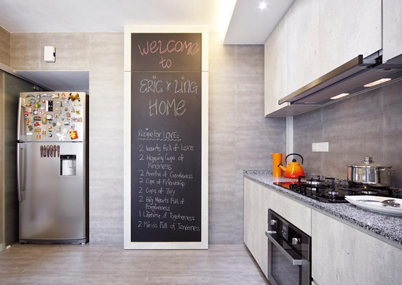 6 Space-defying Kitchens you Wouldn\'t Believe are from HDB flats
