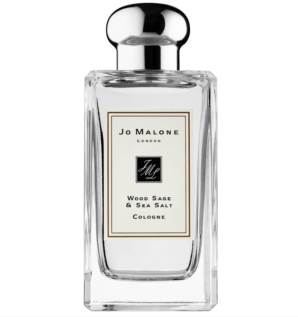 """<h3>Jo Malone London Wood Sage & Sea Salt Cologne</h3><br>Even if you're not out and about, a little fragrance can go a long way to transform your mood. """"An earthy perfume will seduce their senses while transmuting them to a pleasurable dimension and state of mind,"""" Stardust explains.<br><br><strong>Jo Malone London</strong> Wood Sage & Sea Salt Cologne, $, available at <a href=""""https://go.skimresources.com/?id=30283X879131&url=https%3A%2F%2Fwww.sephora.com%2Fproduct%2Fwood-sage-sea-salt-cologne-P417179"""" rel=""""nofollow noopener"""" target=""""_blank"""" data-ylk=""""slk:Sephora"""" class=""""link rapid-noclick-resp"""">Sephora</a>"""