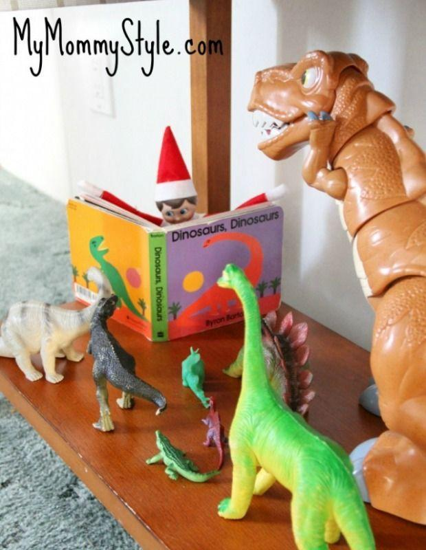 """<p>It's Story Time at the toy box! (And what a sweet scene to wake up to.)</p><p><em><a href=""""https://www.mymommystyle.com/2013/12/19/fun-elf-on-the-shelf-ideas/"""" rel=""""nofollow noopener"""" target=""""_blank"""" data-ylk=""""slk:See more at My Mommy Style »"""" class=""""link rapid-noclick-resp"""">See more at My Mommy Style »</a></em></p>"""