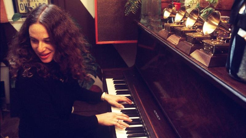 Carole King's Piano Headed to Auction