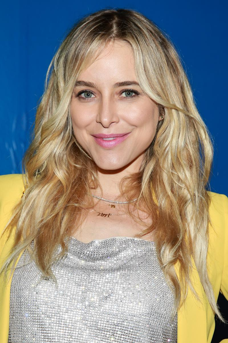 NEW YORK, NY - JUNE 18: Jenny Mollen on June 19, 2019 in New York City. (Photo by Jason Mendez/Getty Images)