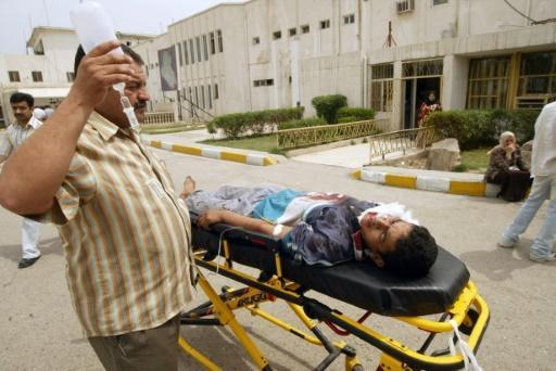 11 newborns dead in Baghdad hospital blaze