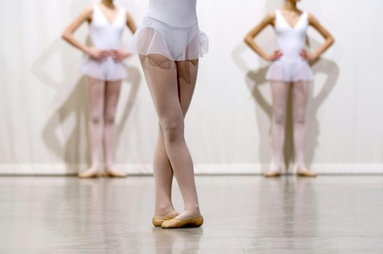 """It has been a tough year for the """"little rats"""", as Paris Opera ballet students are affectionately known"""