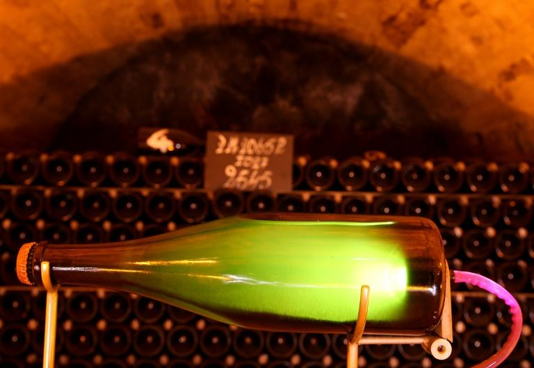 Champagne houses pounded by Covid eye high-stakes holidays
