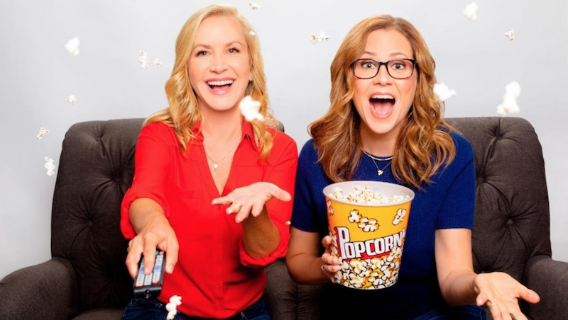 Jenna Fischer and Angela Kinsey to talk all things The Office on new podcast