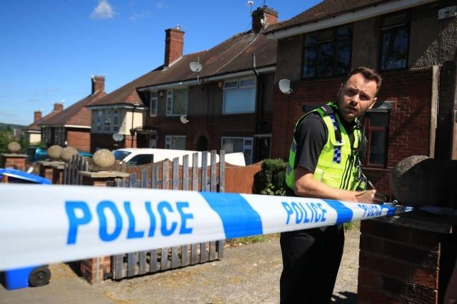 Sheffield incident: man and woman to face court charged with murder after two boys die in Shiregreen