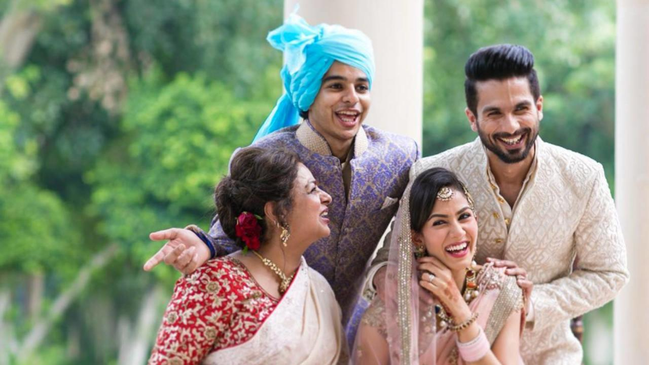 <p>We all know Shahid is a doting bhaiya to his little brother and from Mira Rajput's instagram we can tell she shares one helluva relationship with her brother-in-law. The brothers have a gap of 15 years seperating them, while the 23 year old Mira is closer to her Devarji's age group. </p>