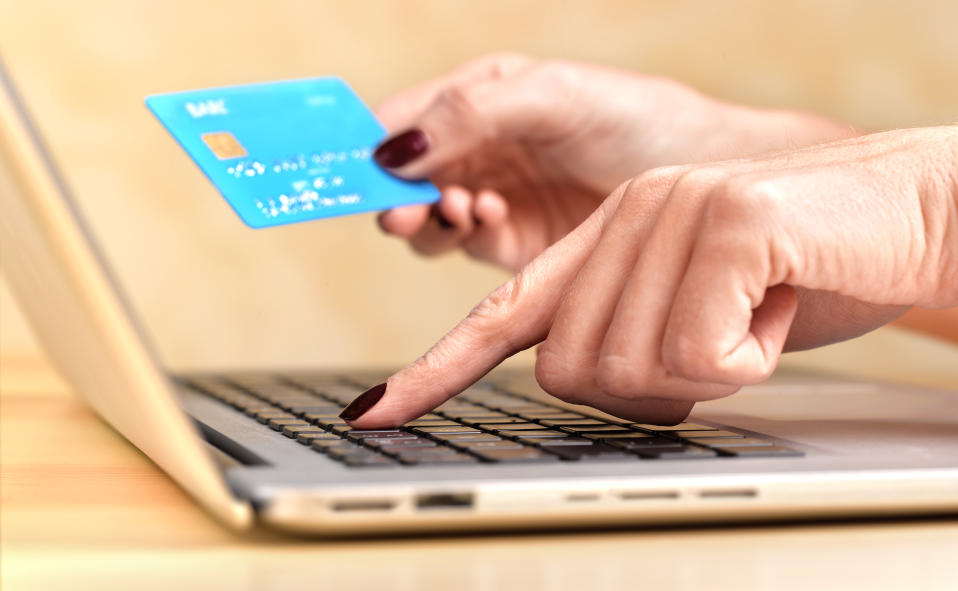 Credit card fraud has spiked during the coronavirus pandemic