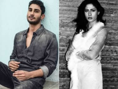 Prateik Babbar wishes 'gorgeous' mother Smita Patil on her 64th birth anniversary with throwback picture