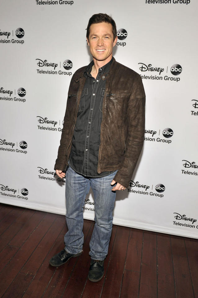 "Eric Close (""Nashville"") attends the Disney ABC Television Group 2013 TCA Winter Press Tour at The Langham Huntington Hotel and Spa on January 10, 2013 in Pasadena, California."