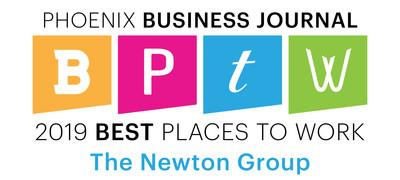 Phoenix Business Journal - 2019 Best Places to Work